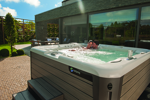 Envoy 174 Nxt 5 Person Hot Tub Northern Spas Outlet