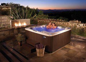 Flair Hot Tub