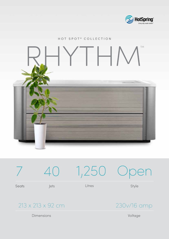 Rhythm Specifications