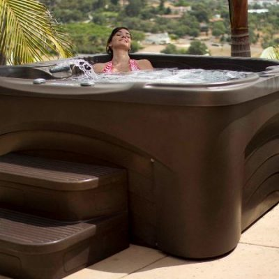 Cascina Espresso Hot Tub