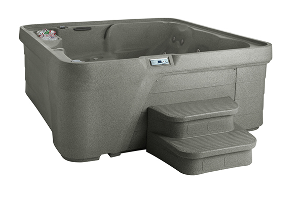 Excursion Taupe Hot Tub