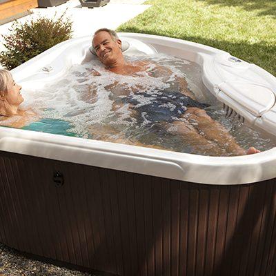 TX Pearl Espresso Hot Tub