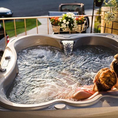 Excursion Hot Tub