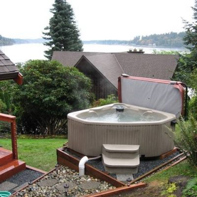 Tristar Sand Hot Tub