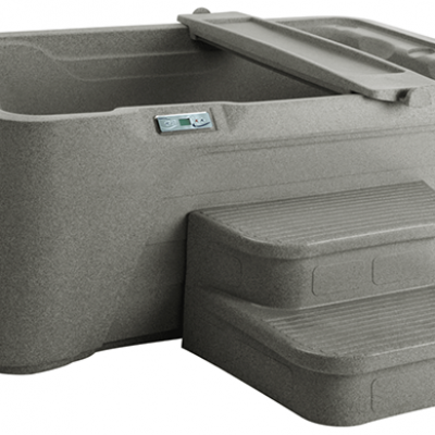 Freeflow Mini Taupe Hot Tub