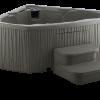 Tristar Taupe Hot Tub