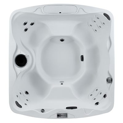 Monterey Premier Artic White Shell